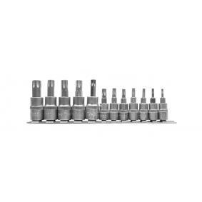 YT-04332 Zestaw kluczy nasadowych od YATO narzędzia wysokiej jakości