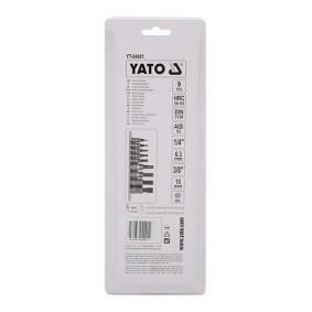 Jogo de chaves de caixa de YATO YT-04401 24 horas