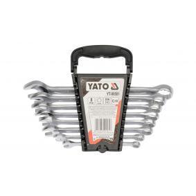 Doppel-Gabelschlüsselsatz YT-00581 YATO