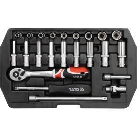 Steckschlüsselsatz YT-1445 YATO