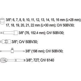 YATO Werkzeugsatz YT-3856 Online Shop
