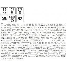 YATO Werkzeugsatz YT-3891 Online Shop