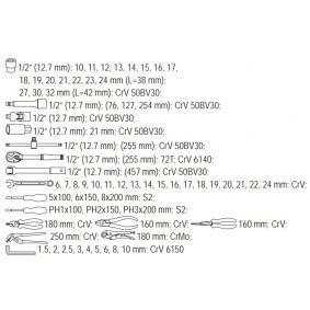 YATO Werkzeugsatz (YT-38950) online kaufen