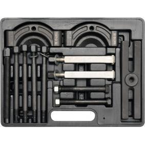 YT-0641 Lagertrekkerset, scheidingsmes van YATO gereedschappen van kwaliteit