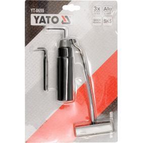 YATO Cuchillo corte en frío, desmontaje arandelas YT-0659 tienda online
