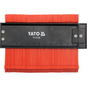 Lehre, Schraubenschlüsselprofil YT-3735 YATO