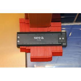 YATO Lehre, Schraubenschlüsselprofil YT-3735 Online Shop