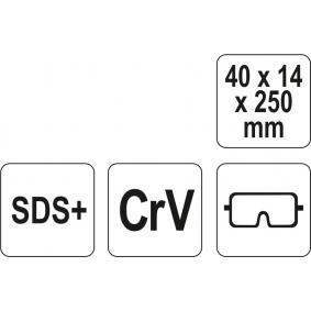 YATO Cincel, martillo cincel YT-4723 tienda online
