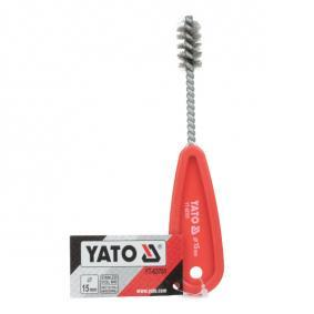 YT-63702 Honbürste, Bremssattelreinigung von YATO Qualitäts Werkzeuge