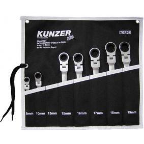 KUNZER Ratschen-Ringgabelschlüsselsatz 7GR08 Online Shop