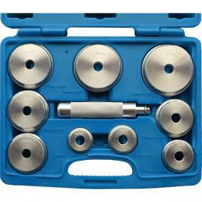 Druckstücksatz, Ein- / Auspresswerkzeug 7LSS10 KUNZER