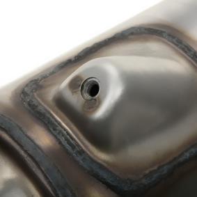 RIDEX Ruß- / Partikelfilter, Abgasanlage 1256S0069