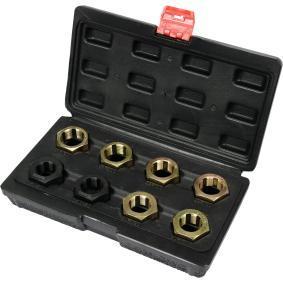 YT-17695 Juego de terraja de YATO herramientas de calidad