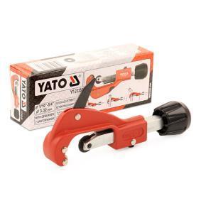 Cortadora de tubos YT-22338 YATO
