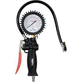YATO Sűrített levegős abroncsvizsgáló / -töltő autókhoz - olcsón