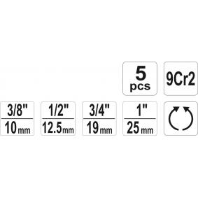 YATO Gewindeschneidwerkzeugsatz YT-29001 Online Shop