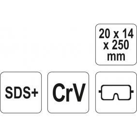 YATO Mejsel, mejselhammare YT-4721 nätshop