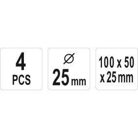 YT-67370 Montagekeilsatz von YATO Qualitäts Werkzeuge