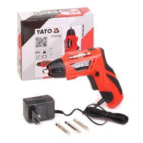 YT-82760 Akku-sroubovak od YATO kvalitní nářadí