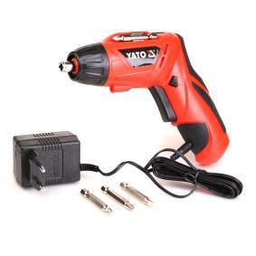 YATO Destornillador a batería YT-82760 tienda online