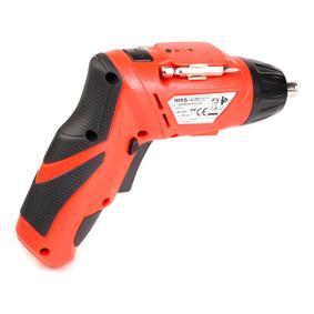 YT-82760 Aparafusadora eléctrica sem fio de YATO ferramentas de qualidade