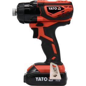 YT-82800 Aparafusadora com percussão de YATO ferramentas de qualidade