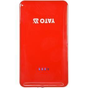 YATO Batteriladdare YT-83080 på rea
