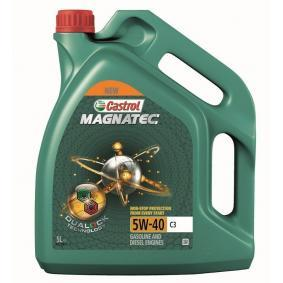 SAE-5W-40 Car oil from CASTROL 15C9CB original quality