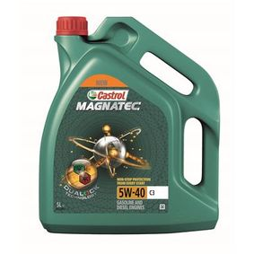 Motor oil 5W-40 CASTROL, Art. Nr.: 15C9CB online