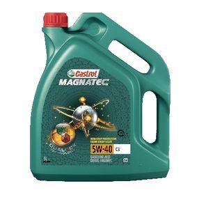 CHRYSLER Auto motorolie CASTROL (15C9CB) aan lage prijs