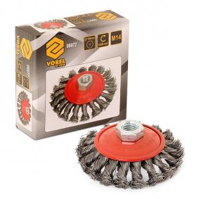 06977 Drahtbürste von VOREL Qualitäts Werkzeuge