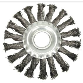 Spazzola metallica di VOREL 06977 on-line