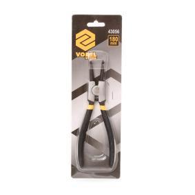 43056 Pinza anillo Seeger de VOREL herramientas de calidad