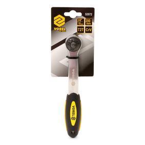 53572 Klucz zapadkowy (grzechotka) od VOREL narzędzia wysokiej jakości