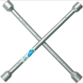 Im Angebot: VOREL Vier-Wege-Schlüssel 57000