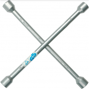 Stark reduziert: VOREL Vier-Wege-Schlüssel 57000
