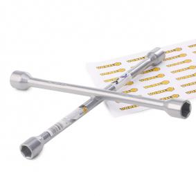 57000 Four-way lug wrench for vehicles