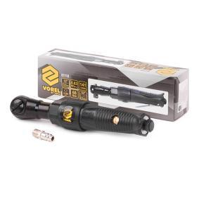 81118 Atornillador a trinquete, aire comprimido de VOREL herramientas de calidad