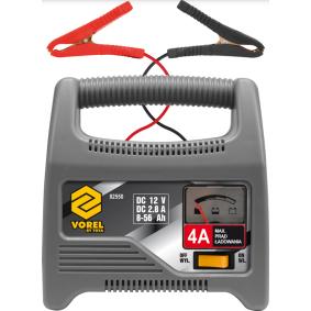 VOREL Batteriladdare 82550 på rea