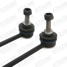 STARK Reparatursatz, Querlenker SKSSK-1600160 für BMW 5er 523 i 163 PS