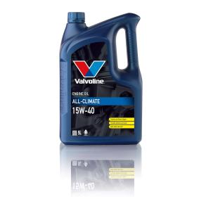 15W-40 Motorenöl VALVOLINE 872786 von Valvoline Original Qualität