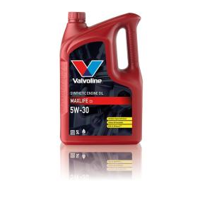 881676 Olio auto dal Valvoline di qualità originale