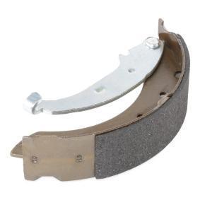 RIDEX Bremsensatz, Trommelbremse (3859B0010) niedriger Preis