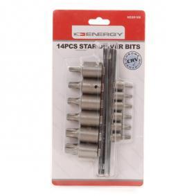 NE00106 Socket Set from ENERGY quality car tools