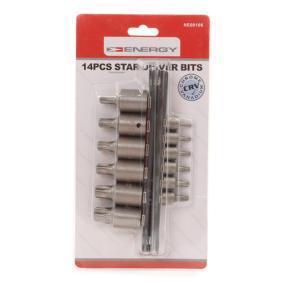NE00106 Jogo de chaves de caixa de ENERGY ferramentas de qualidade