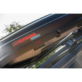 Roof box for cars from KAMEI - cheap price
