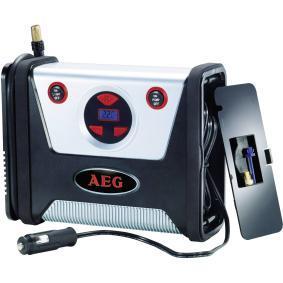 Luftkompressor til biler fra AEG: bestil online