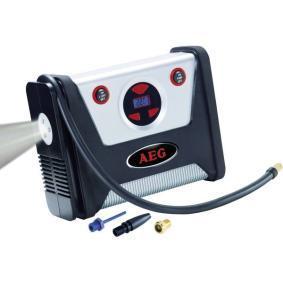 Luchtcompressor voor auto van AEG: voordelig geprijsd
