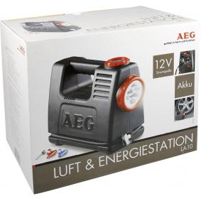 Air compressor for cars from AEG - cheap price