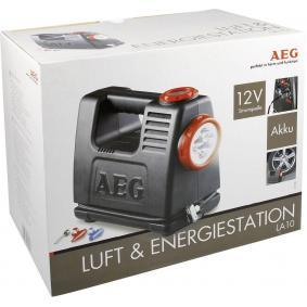 Compressore d'aria per auto, del marchio AEG a prezzi convenienti